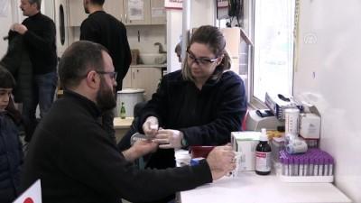 Kızılay'ın 'acil kan bağışı' çağrısına destek - DİYARBAKIR