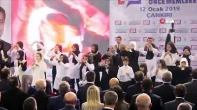 Mehmet Özhaseki Çankırı belediye başkan adaylarını açıkladı