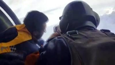 Mehmetçik, köyde mahsur kalan hastayı hastaneye ulaştırdı - ŞIRNAK
