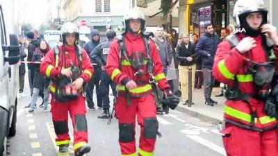 - Paris'teki patlamada 12 kişi ağır yaralandı