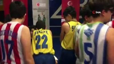 dera - TBF Basketbolcu Havuzu Tarama Programı başladı