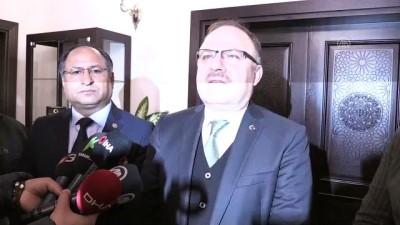 Vali Tutulmaz'a CHP heyetinin ziyareti - AFYONKARAHİSAR