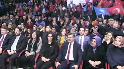 yerel secim - AK Parti Aday Tanıtım Toplantısı - AKSARAY