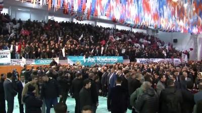 AK Parti Aday Tanıtım Toplantısı - ELAZIĞ