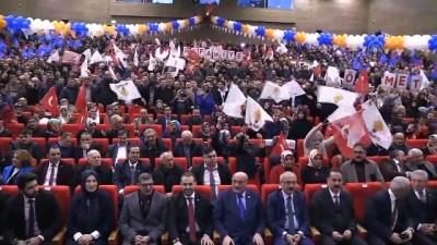AK Parti Aday Tanıtım Toplantısı - ERZİNCAN