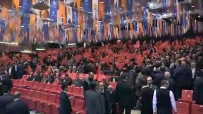 AK Parti Aday Tanıtım Toplantısı - KAYSERİ