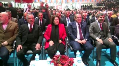 yerel secimler - AK Parti Aday Tanıtım Toplantısı - MUŞ