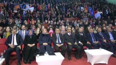 beraberlik -  AK Parti Aksaray'da adaylarını tanıttı