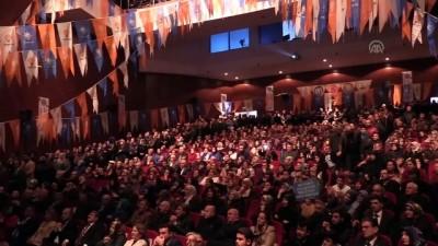 yerel yonetimler - AK Parti Bilecik Aday Tanıtım Toplantısı - BİLECİK