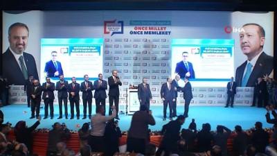 yerel secim -  AK Parti Bursa belediye başkan adayları açıklandı