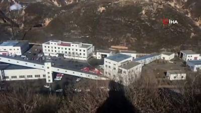 - Çin'de Maden Faciası: 21 Ölü