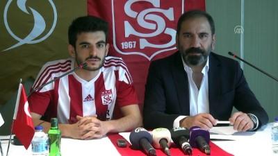 forma - Fatih Aksoy Sivasspor'da - ANTALYA