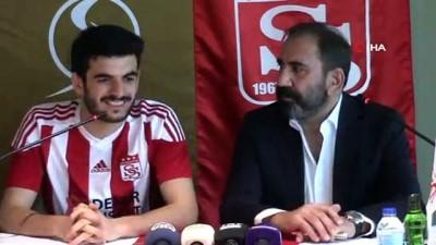 forma - Fatih Aksoy Sivasspor'da