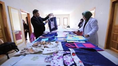 Kullanılmayan kıyafet ve kumaşlar bez torbaya dönüştürülüyor - MALATYA