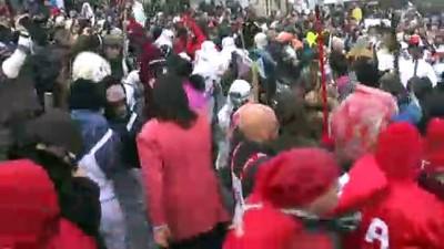 forma - Makedonya'da Vevçani Karnavalı - VEVÇANİ