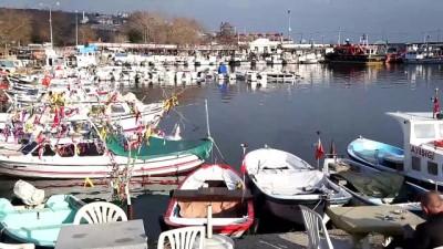 Marmara'da lodos etkisini kaybetti - TEKİRDAĞ