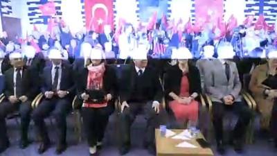 Vatan Partisi aday tanıtım toplantısı - BURSA