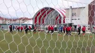 hazirlik maci - Boluspor'da Galatasaray maçı hazırlıkları - BOLU