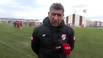 hazirlik maci - Boluspor, Galatasaray maçı hazırlıklarını tamamladı