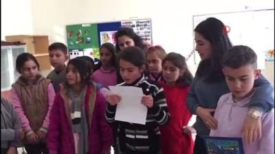 argo -  Çocukları duygulandıran mektup