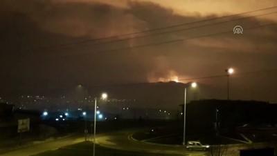 Doğalgaz boru hattında patlama (1) - SAKARYA