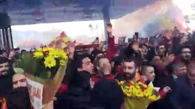 hatira fotografi - Galatasaray kafilesi, Bolu'da