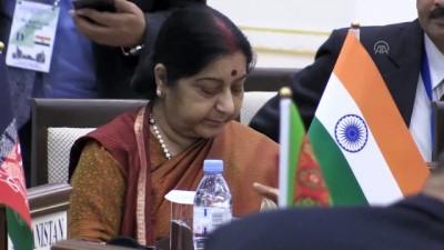 Hindistan-Orta Asya-Afganistan Diyaloğu Toplantısı - SEMERKANT