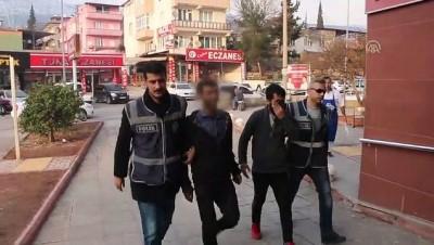 Hırsızlık operasyonu - KAHRAMANMARAŞ