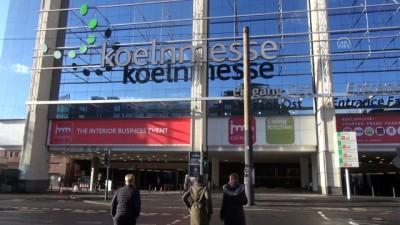 IMM Köln Uluslararası Mobilya Fuarı açıldı - KÖLN