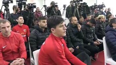 İstikbal, Kayserispor'un isim sponsoru oldu - KAYSERİ