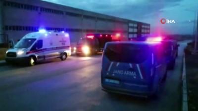 İzmir'deki fabrikada kazan dehşeti: 2 ölü, 2 yaralı