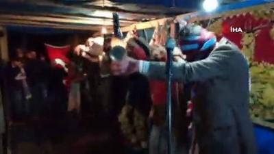 alabalik -  Kalandar, Trabzon'da yüzlerce kişinin katılımıyla kutlandı
