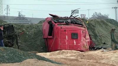 Karabük'te trafik kazası : 2 yaralı