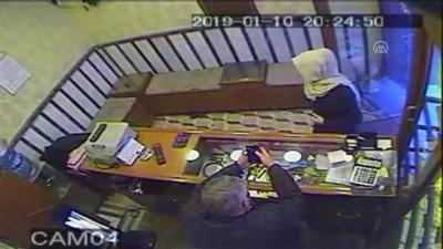 Kuyumcu hırsızları güvenlik kamerasına yakalandı - ŞANLIURFA