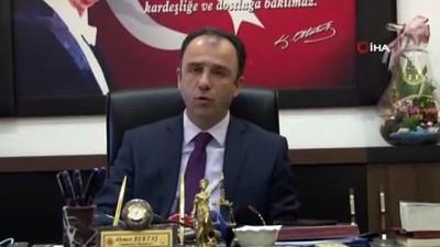 """Mardin Cumhuriyet Başsavcısı Bektaş: """"Kentte uzlaşma ve arabuluculuğu arttırdık"""""""