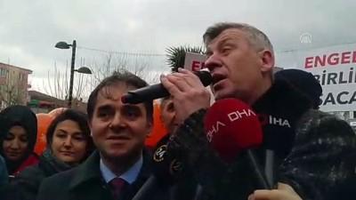 Metin Şentürk'ten, AK Parti'li adaya destek - İSTANBUL