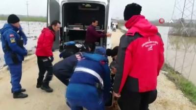 cenaze araci -  Ördek avı faciasında üçüncü cesede ulaşıldı