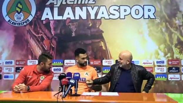 forma - Aytemiz Alanyaspor'da transfer - ANTALYA