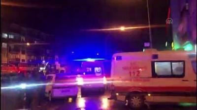 trafik kazasi - Bursa'da trafik kazası: 6 yaralı
