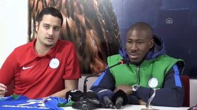 beraberlik - Çaykur Rizespor'da yeni transferler tanıtıldı - RİZE