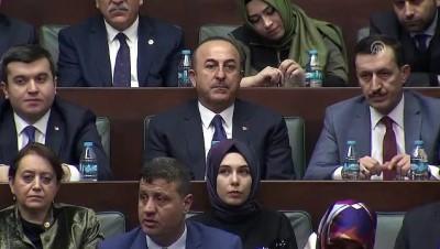 Cumhurbaşkanı Erdoğan: 'Zulmü alkışlamayacak, istiklalimize de sahip çıkacağız' - TBMM