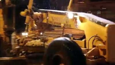 Denizli-Antalya kara yolu tek yönlü kapatıldı - DENİZLİ