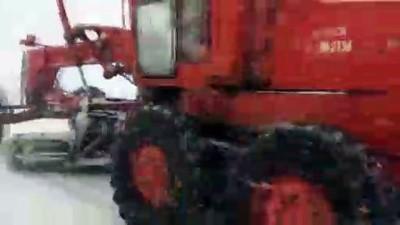Ege'de kar etkili oluyor - MANİSA