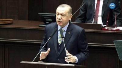 Erdoğan: 'Trump'la Müspet Bir Görüşme Yaptık'