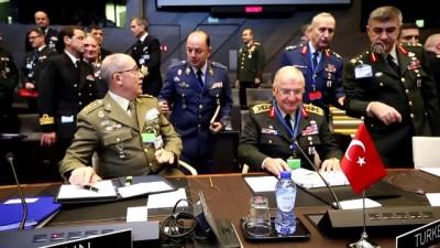Genelkurmay Başkanı Orgeneral Güler, NATO Toplantısında - BRÜKSEL