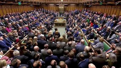 İngiltere Parlamentosunda tarihi oylama: Brexit anlaşması reddedildi