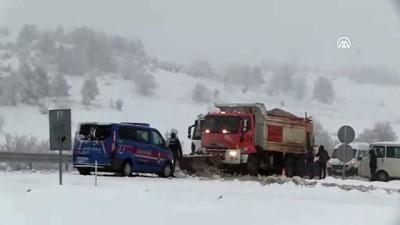 Kar yağışı - BİLECİK