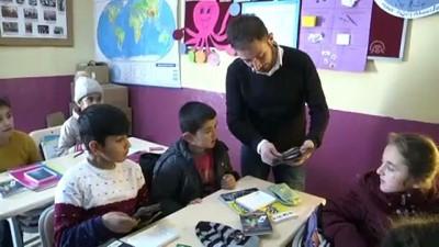 Kırsal mahallede okuyan öğrencilere kenti tanıtıyorlar - MARDİN