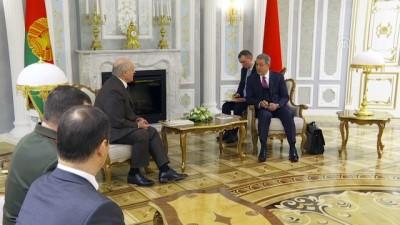 Milli Savunma Bakanı Akar, Belarus'ta - MİNSK