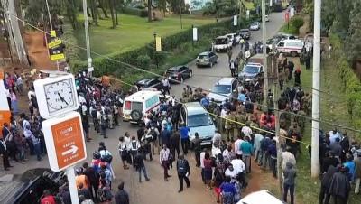 Nairobi'de otele terör saldırısı (2) - NAİROBİ